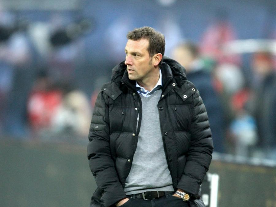 Weinzierl neuer Cheftrainer beim VfB Stuttgart