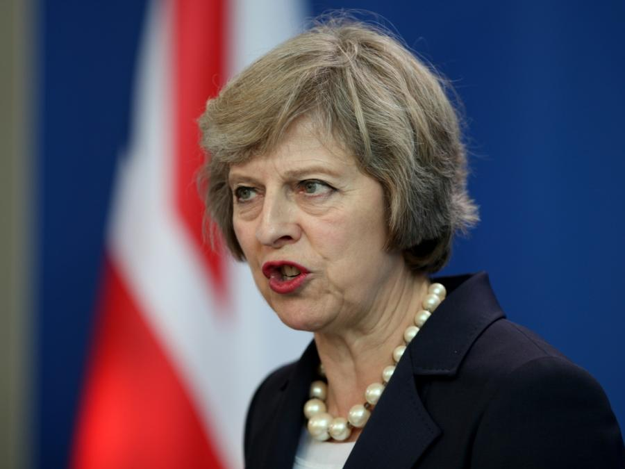 May verteidigt Brexit-Deal im Unterhaus