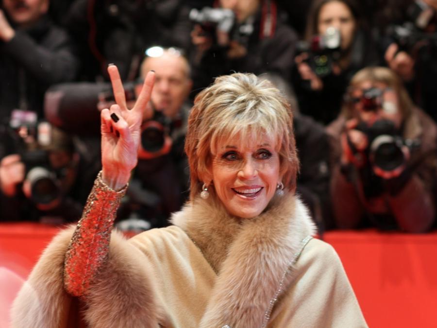 Jane Fonda kritisiert Altersdiskriminierung im Kino