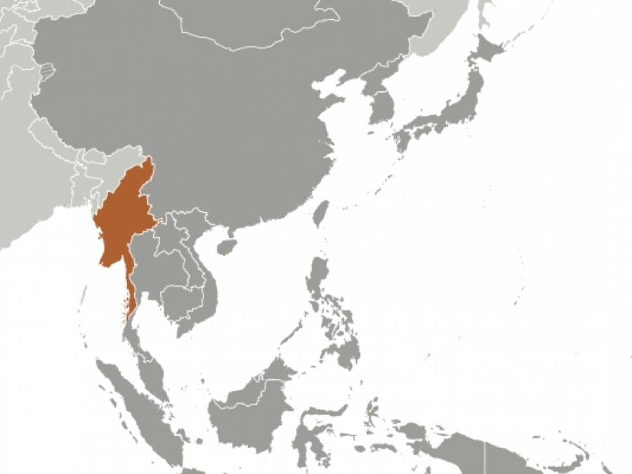 Friedensnobelpreisträger Yunus wirft Burma Staatsterror vor