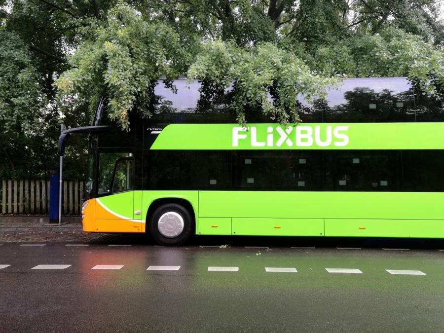 Flixbus stellt Betrieb im November vorübergehend ein