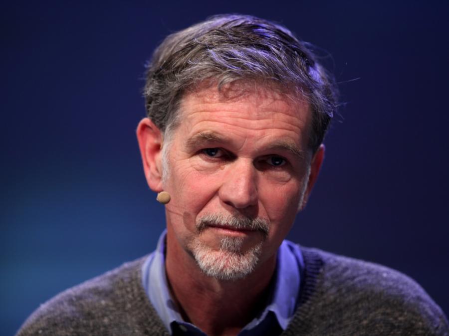 Netflix-Chef hat Angst um Relevanz seines Unternehmens