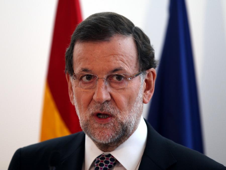 Rajoy verlangt Klarheit von Kataloniens Regionalregierung