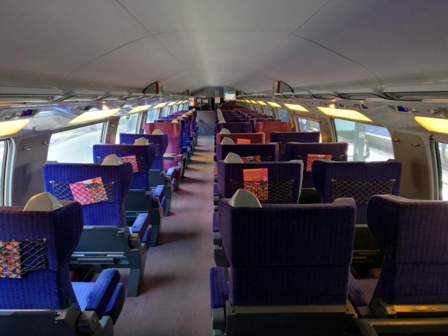 Verkehrsminister hat Pläne für EU-Hochgeschwindigkeitsnetz