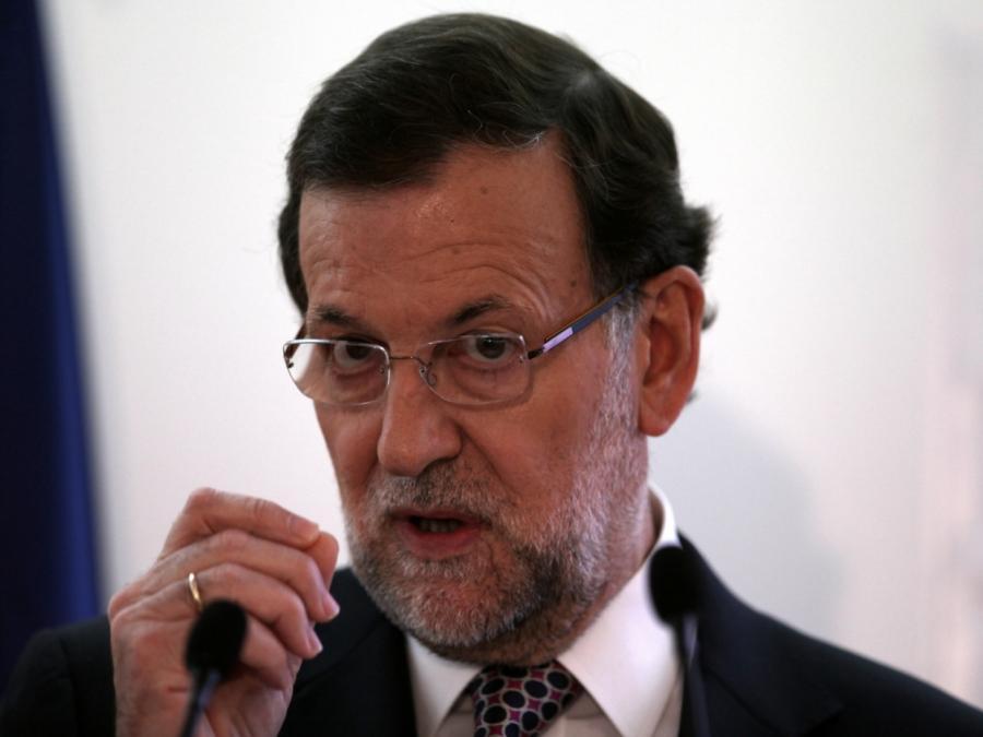 Rajoy wirft katalanischer Regionalregierung Rechtsbruch vor
