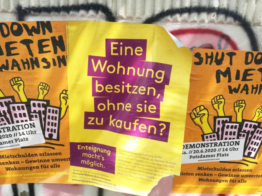 Berliner Bausenator zeigt Verständnis für Enteignungsinitiative