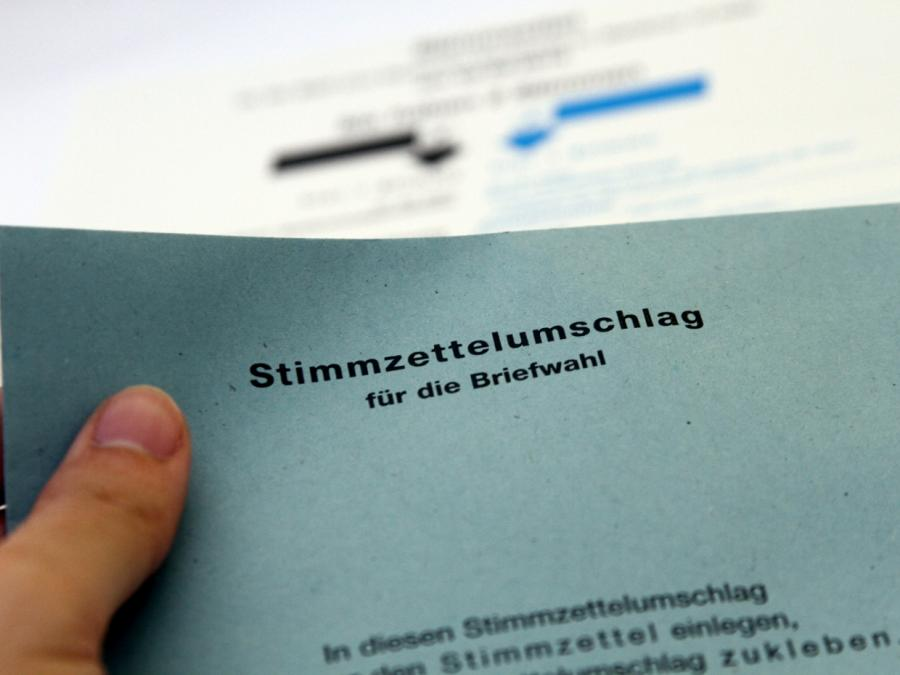 Rufe nach digitalen Alternativen zur Briefwahl