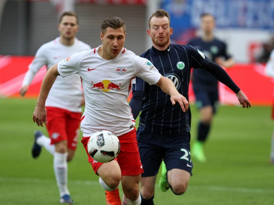 1. Bundesliga: Leipzig verliert 0:1 gegen Wolfsburg