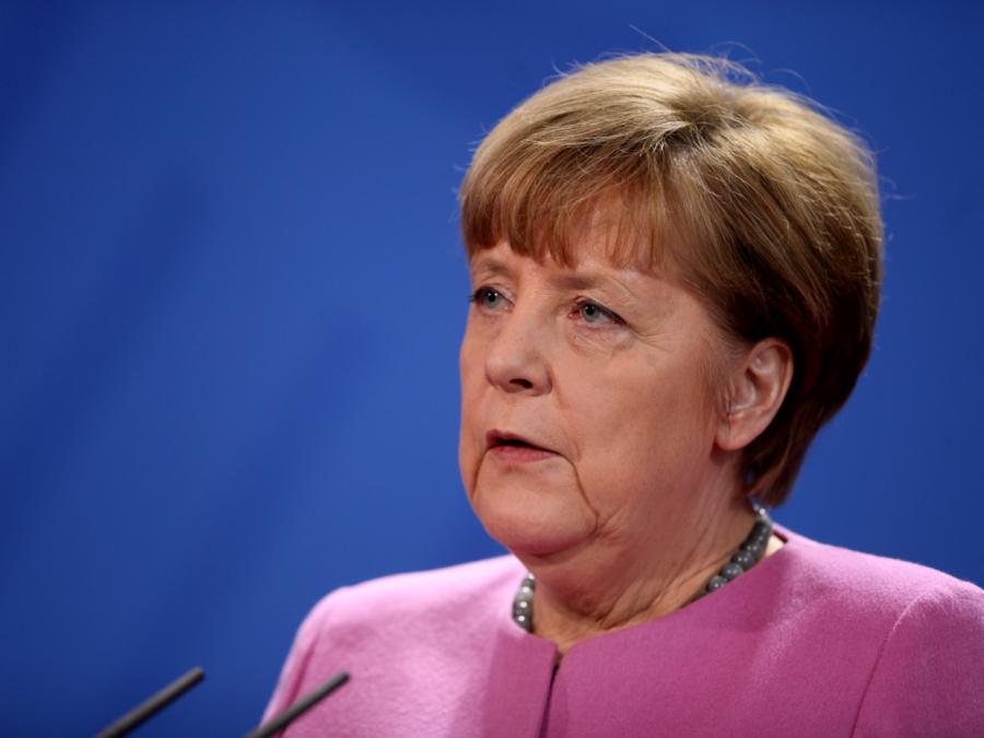 Merkel verkündet EU-Sanktionen gegen Weißrussland