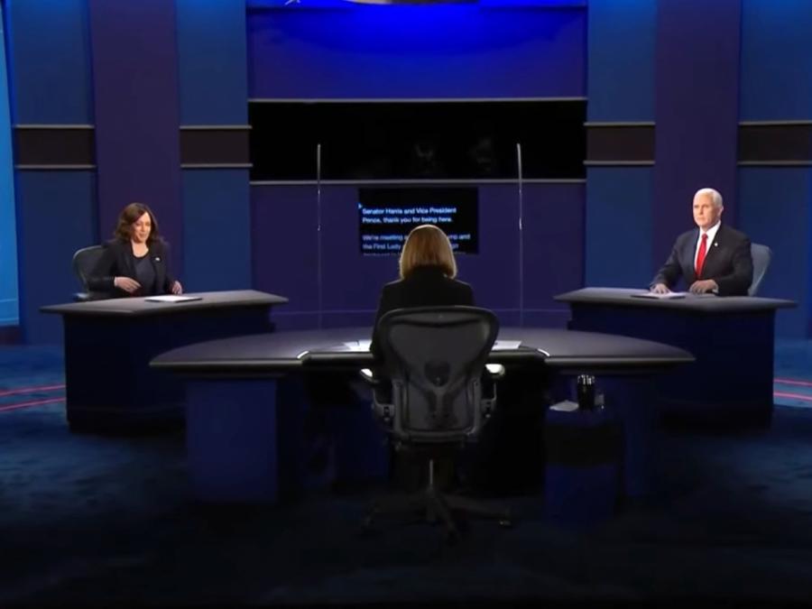 US-Wahlkampf: Duell der Vize-Kandidaten verläuft gesittet