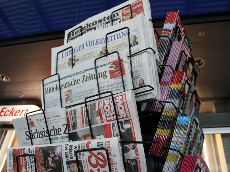 Presseverlage schließen Absprachen bei Verkaufspreisen nicht aus