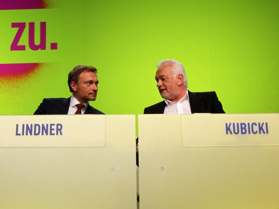 Lindner und Kubicki sehen Bayern-Wahl als Bestätigung für FDP-Kurs