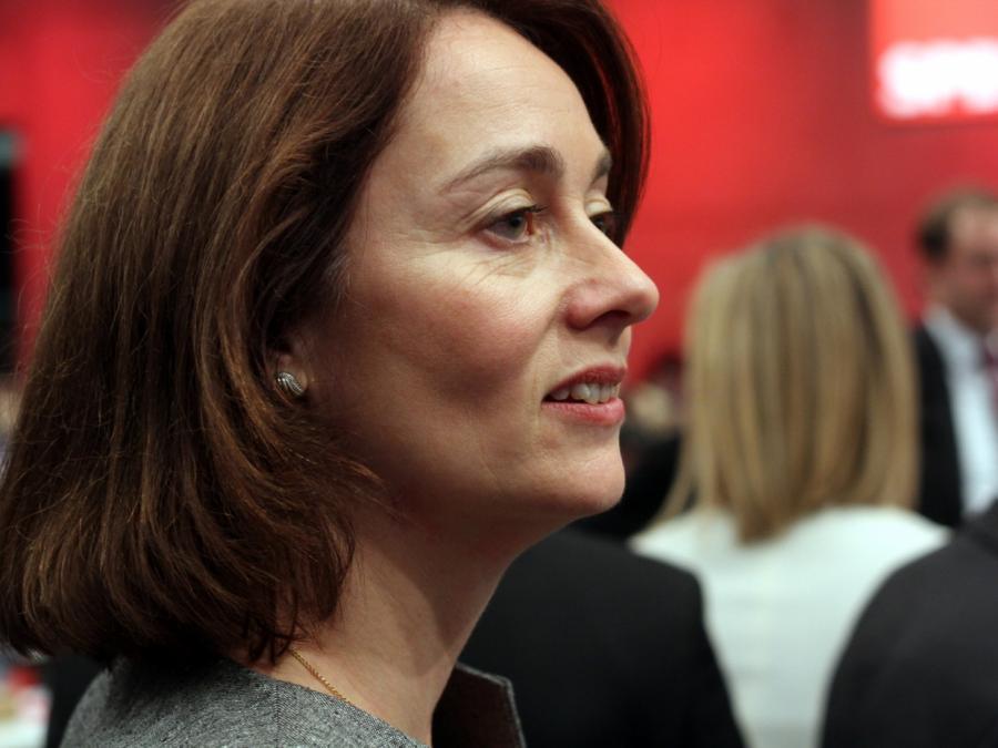 SPD wählt Barley zur Europawahl-Spitzenkandidatin