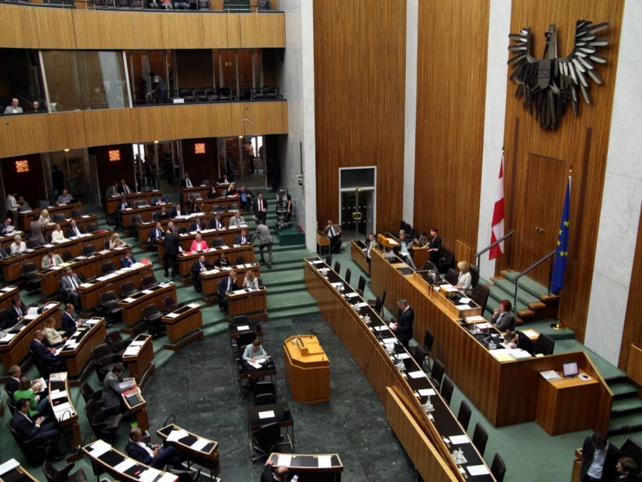 Parlamentswahl in Österreich gestartet