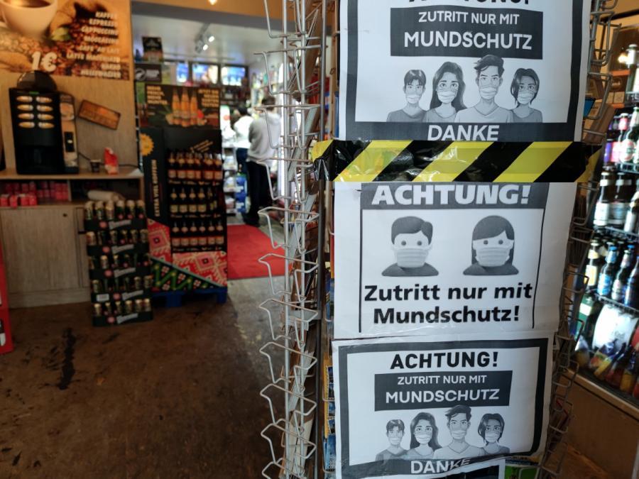 Apotheker-Verbände warnen vor steigenden Masken-Preisen