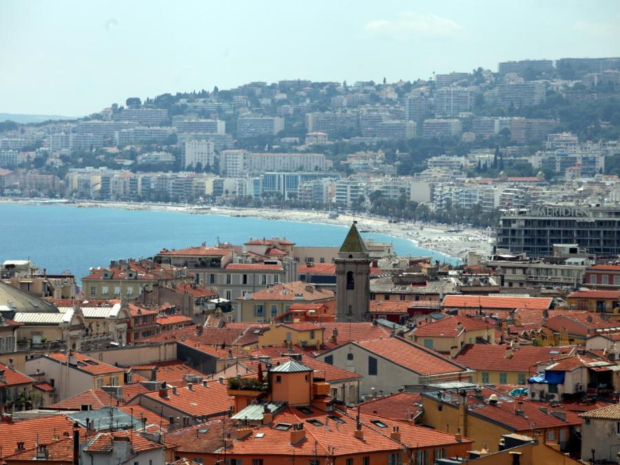 Ein Todesopfer und mehrere Verletzte bei Messerattacke in Nizza