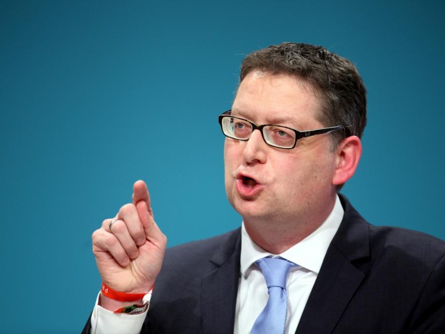 Schäfer-Gümbel verlangt klarere Abgrenzung der SPD von den Grünen