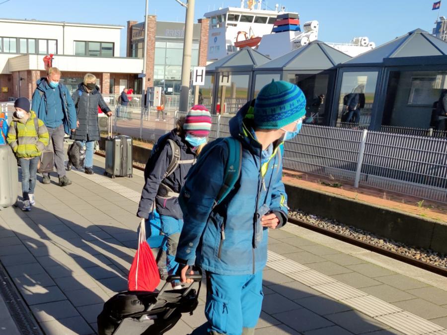 Rückgang der Mobilität an Ostern schwächer als im Vorjahr