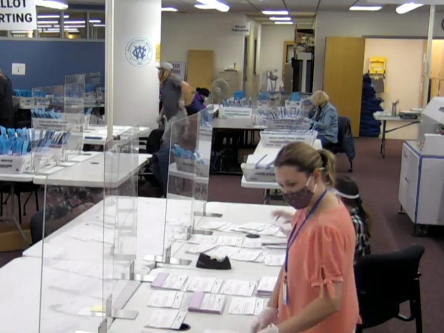 OSZE-Wahlbeobachtungsmission vertraut US-Auszählverfahren