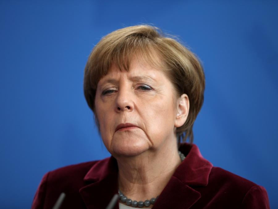 Merkel zu Staatsbesuch in Saudi-Arabien eingetroffen