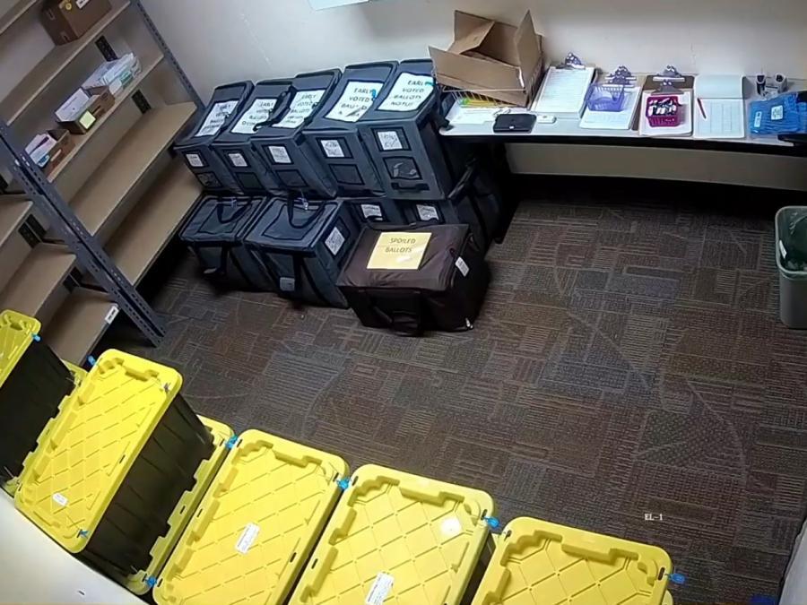 Verwaltungschef: Georgia wird Stimmen neu auszählen