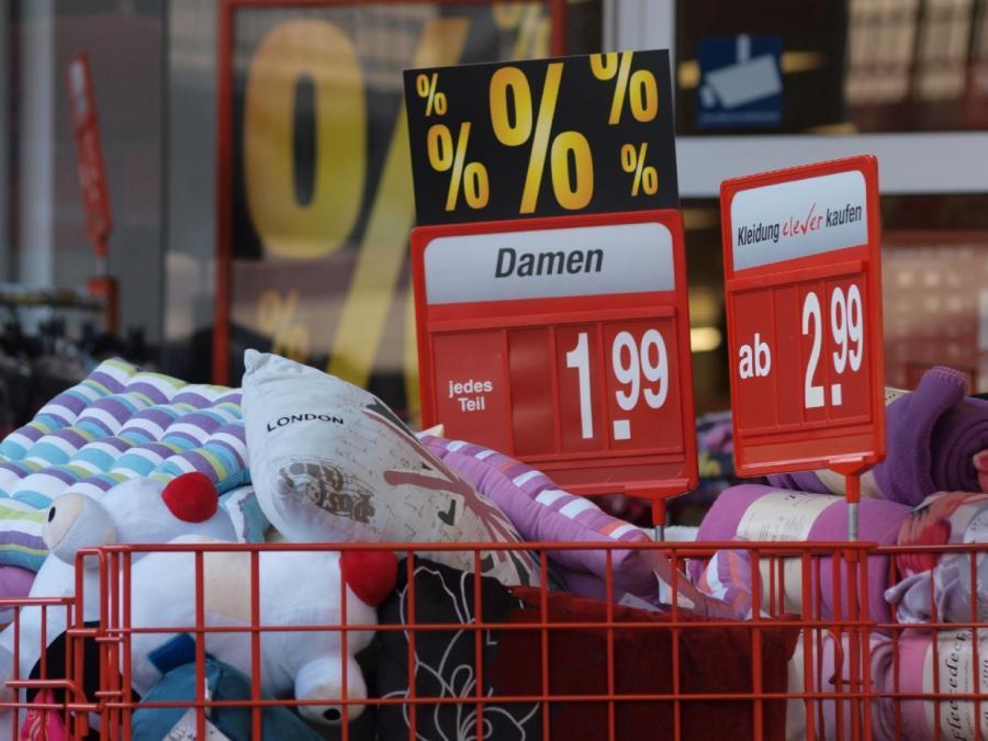 Preise steigen im September um 1,8 Prozent