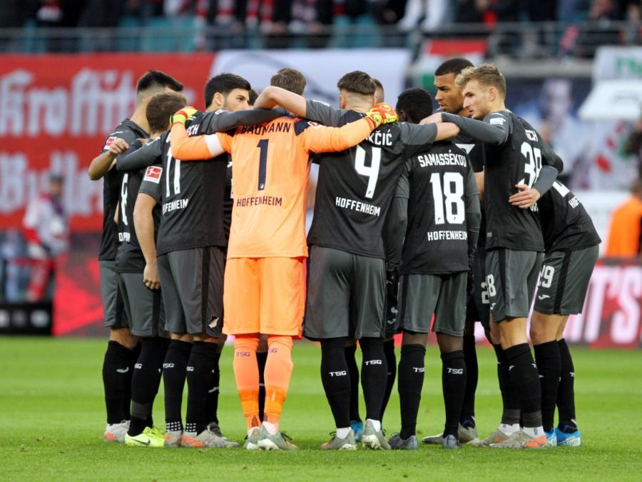 TSG Hoffenheim wegen positiver Corona-Tests komplett in Quarantäne