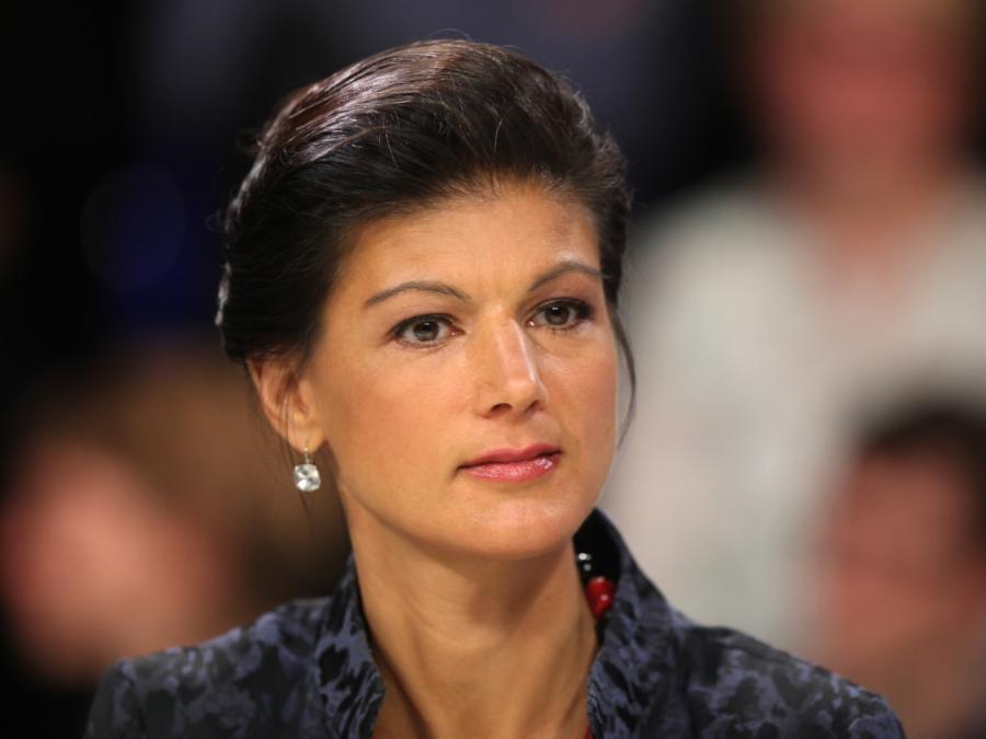 Wagenknecht kritisiert Scholz-Kandidatur