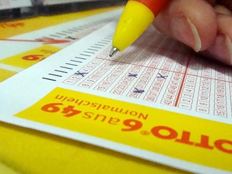 Lottozahlen vom Mittwoch (24.04.2019)