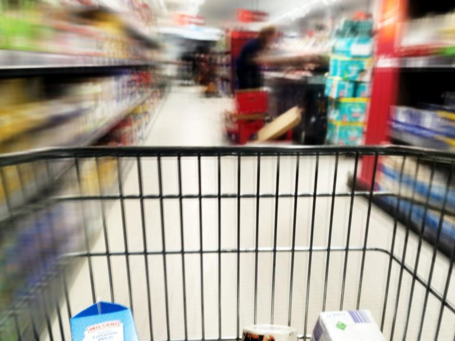 Konsumlaune der Deutschen gesunken