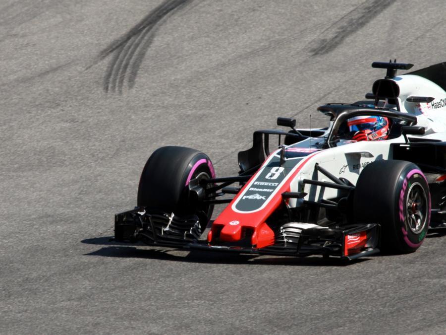 Formel-1-Rennen in Bahrain von Horror-Unfall überschattet