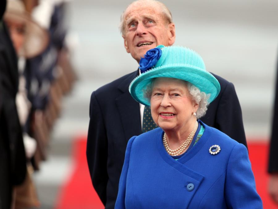 Berichte: Queen Elizabeth II und Prinz Philip gegen Corona geimpft