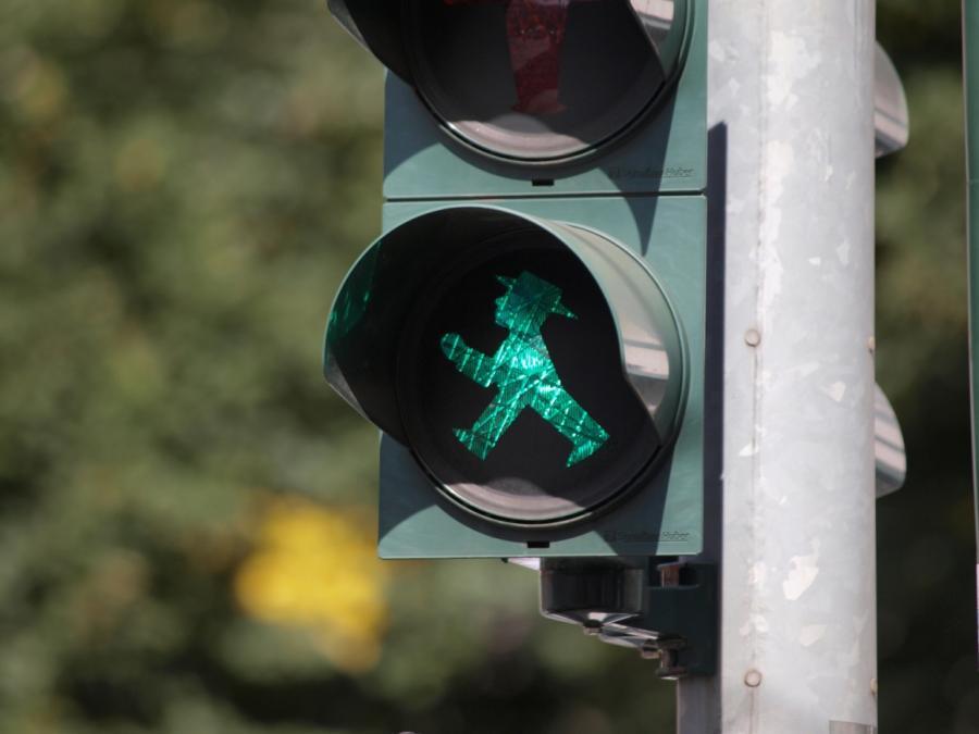 Einigung auf Verbesserungen für Fußgänger in Berlin