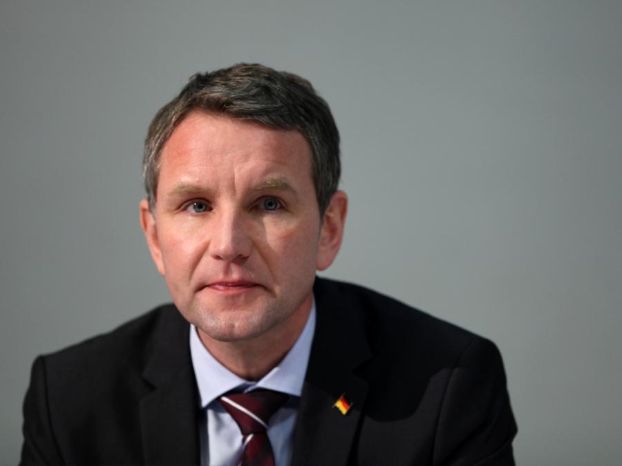 Bericht: Höcke will AfD-Vorsitzender werden