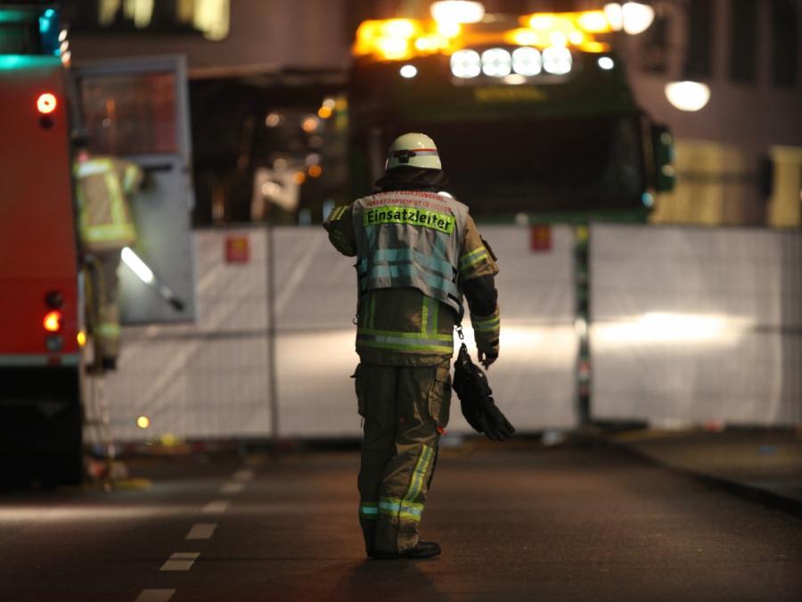 Neue Hinweise zu Anschlag auf Berliner Weihnachtsmarkt