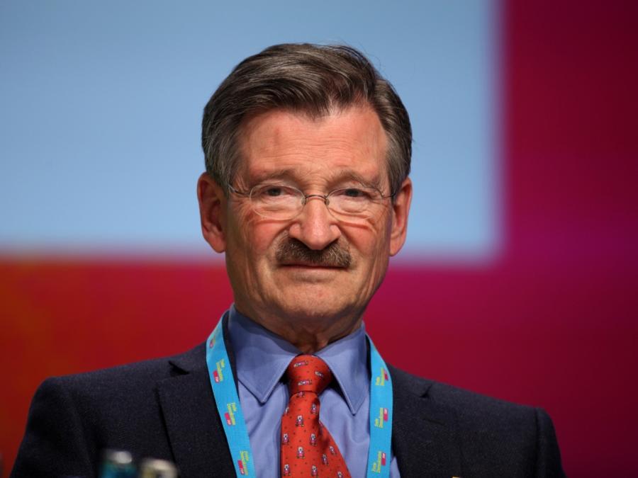 Solms kündigt Abschluss der Sanierung der FDP-Parteifinanzen an