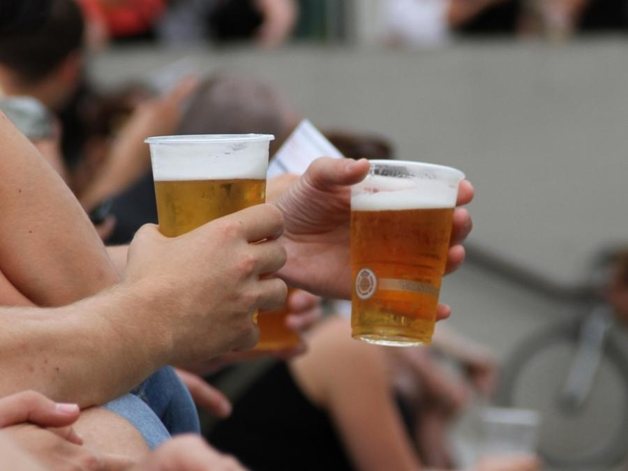 Bierproduktion im Jahr 2018 um 2,2 Prozent gestiegen