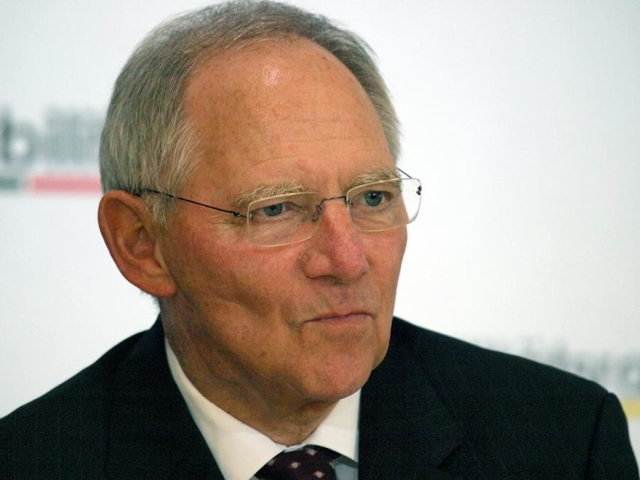 Grüne-Fraktionsgeschäftsführerin kritisiert Schäuble