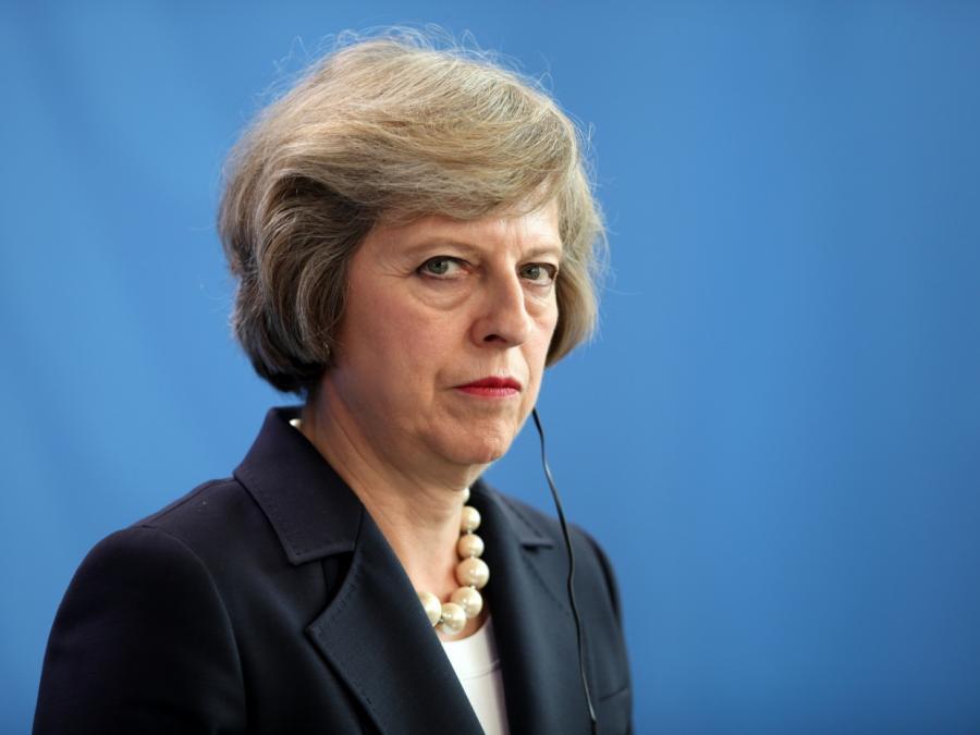 May bestätigt Verschiebung der Brexit-Abstimmung