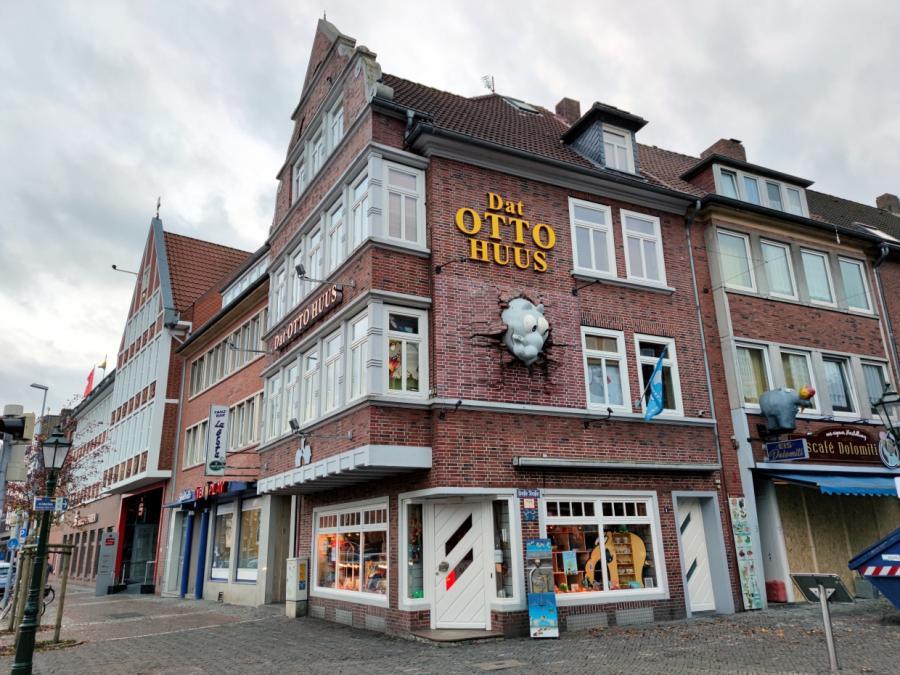 Otto Waalkes: Weihnachten in Emden statt Florida