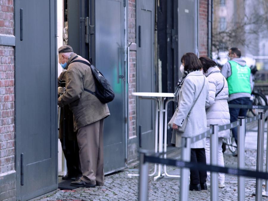 Zahl der Impfungen in Deutschland steigt auf über 1,2 Millionen