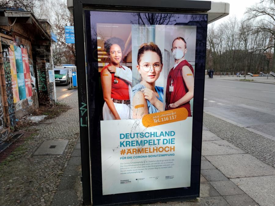 Regierung befürchtet massive Störungen der Impfkampagne