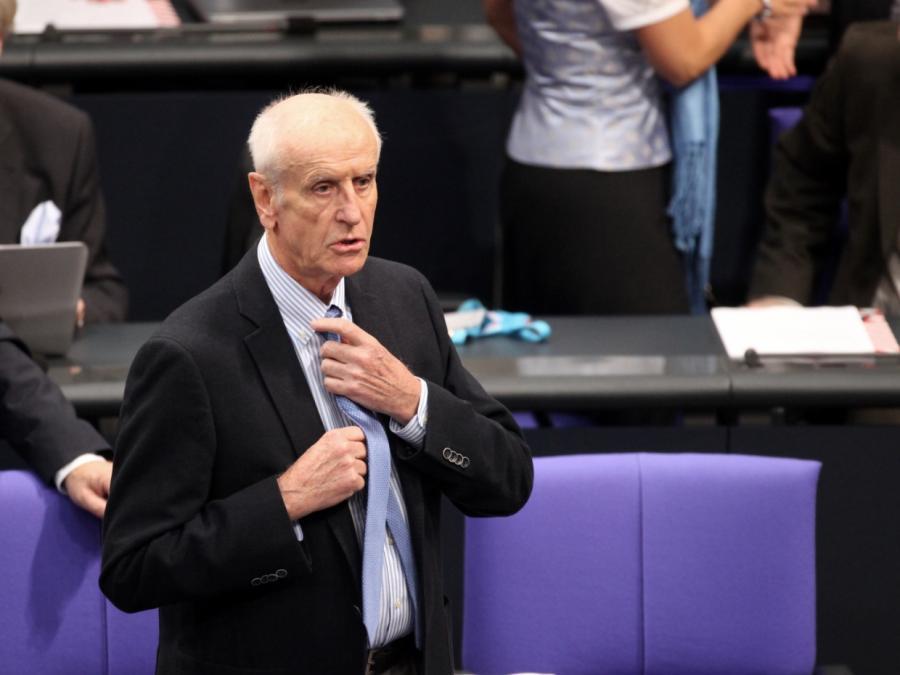 AfD-Vize Glaser kritisiert parteiinterne Stiftungspläne