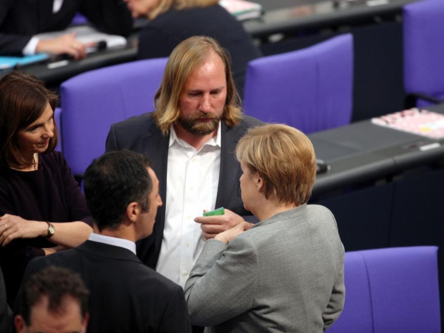 Hofreiter will von Merkel Bekenntnis zum Klimaschutz