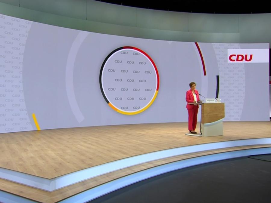 Kantar/Emnid: Union verliert in der Wählergunst