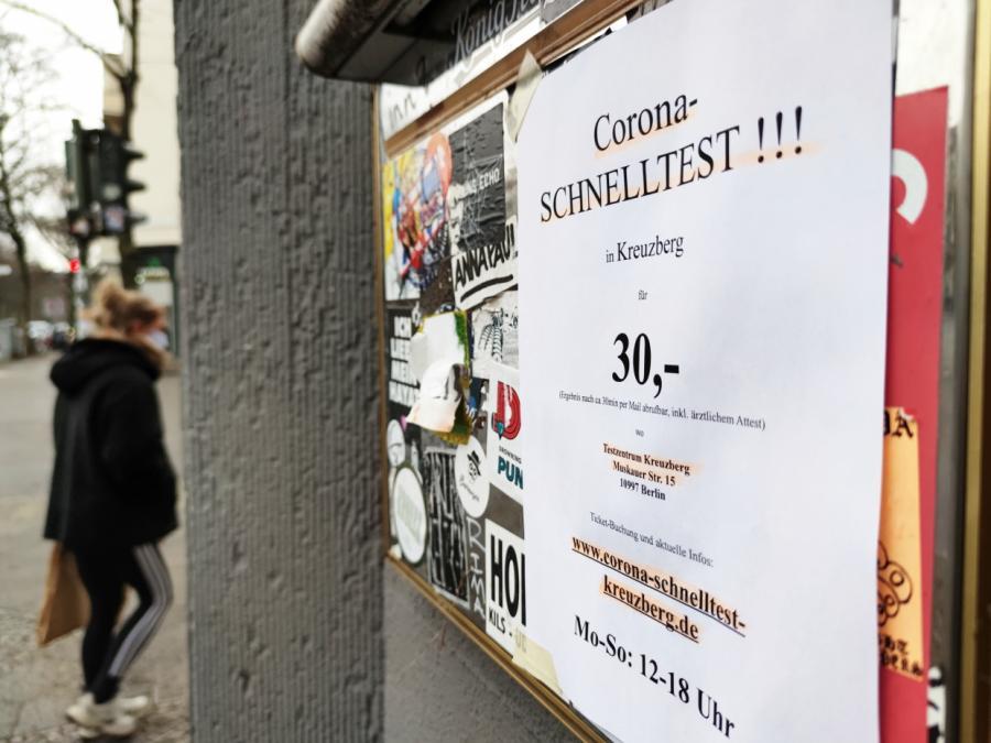 SPD zweifelt an Spahn-Zusage für kostenlose Schnelltests für alle