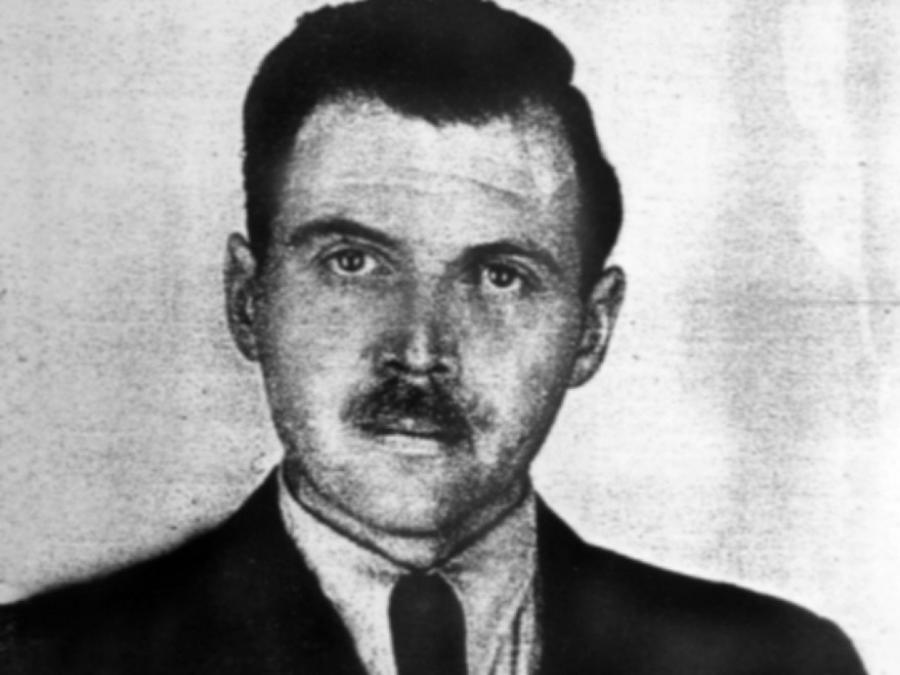 DDR wollte nicht nach Josef Mengele fahnden