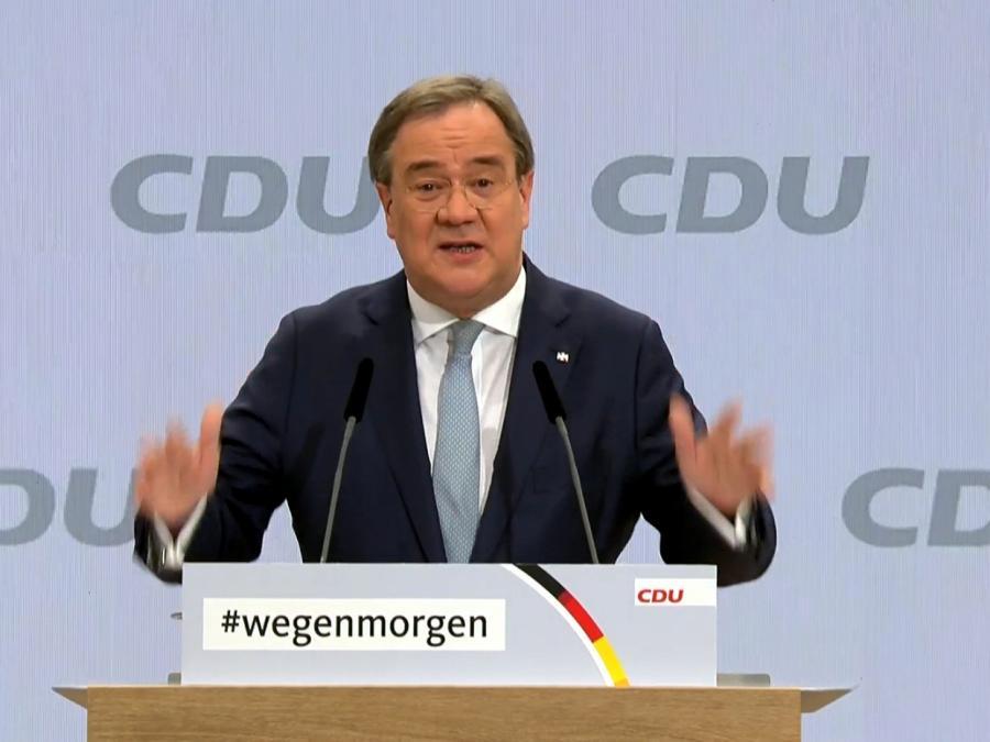 Neuer CDU-Chef Laschet hat keine langfristige Corona-Strategie
