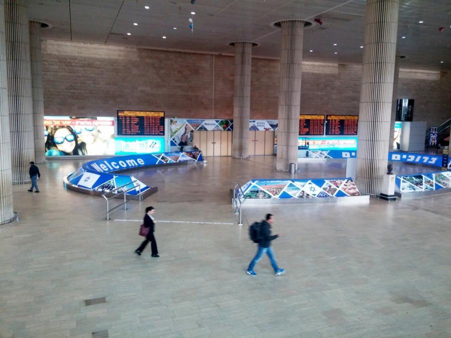 Israel schließt einzigen internationalen Flughafen