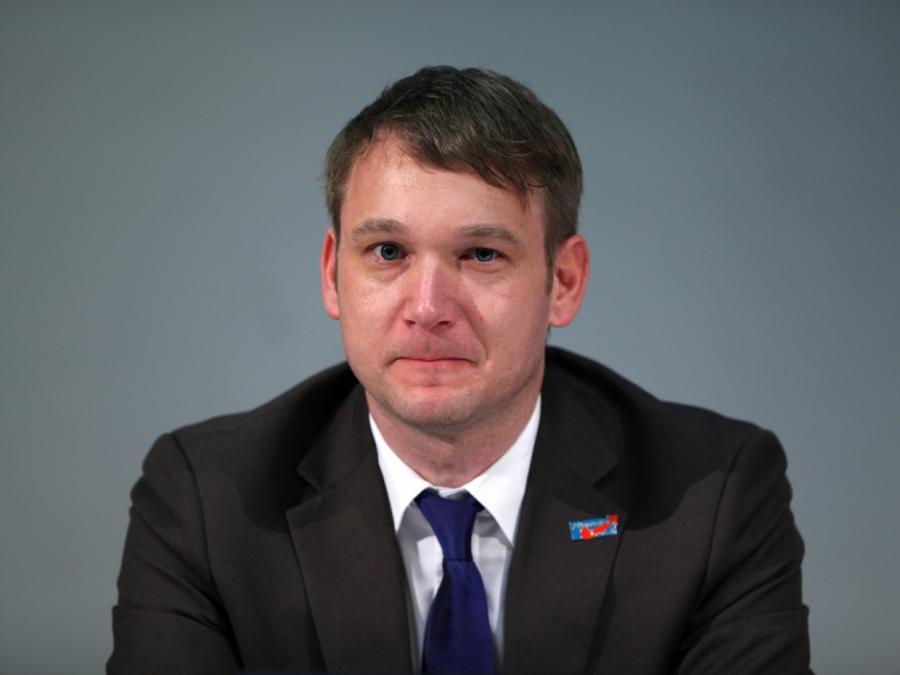 Sachsen-Anhalts AfD-Chef Poggenburg legt Spitzenämter nieder